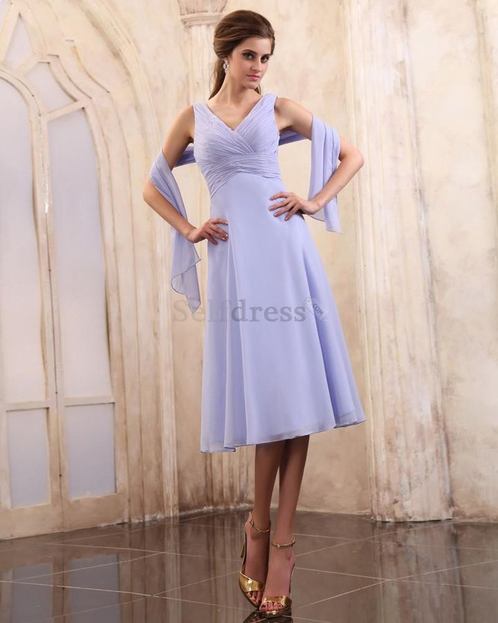 Summer mother bride dresses line summer pleated for Summer wedding mother of the bride dresses