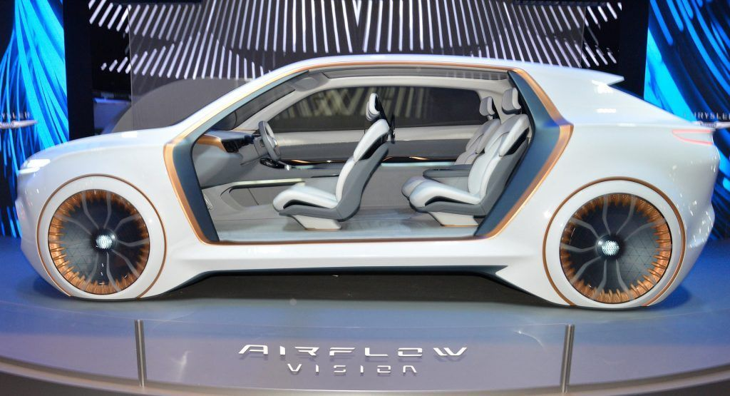 Fca S Airflow Vision Concept Is The Luxury Crossover Chrysler