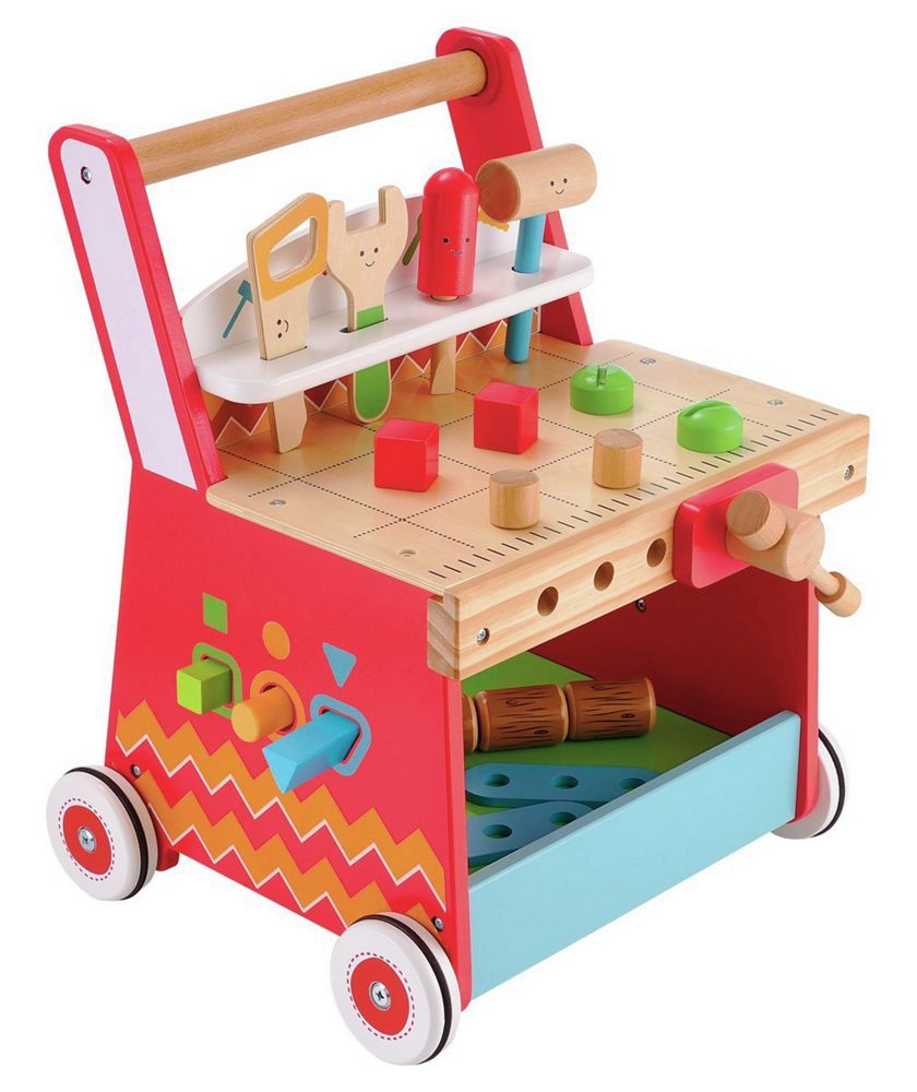 buy early learning centre activity workbench walker at argos