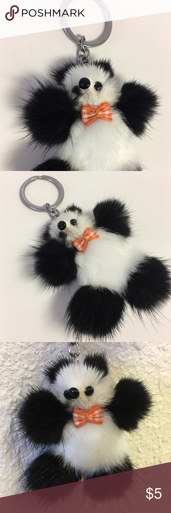 Keychains ($5)You can use for car key or hand bag too. I also see it at vogue nail shop in arlington tx 76013. No delivery. Thank you. Accessories Key & Card Holders
