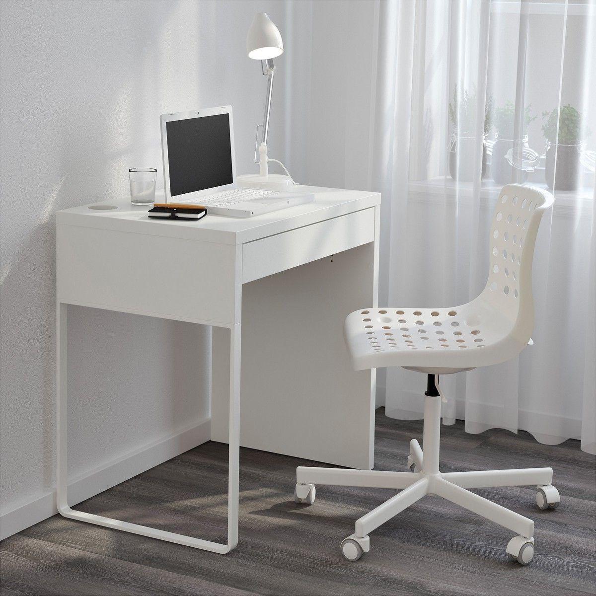Desk Ideas Perfect For Small Spaces White Desk Bedroom Ikea