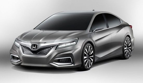2018 Honda Civic Sedan Redesign