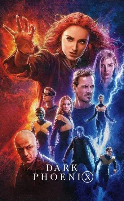 Compartiment Tueurs Dark Phoenix X Men Full Movies