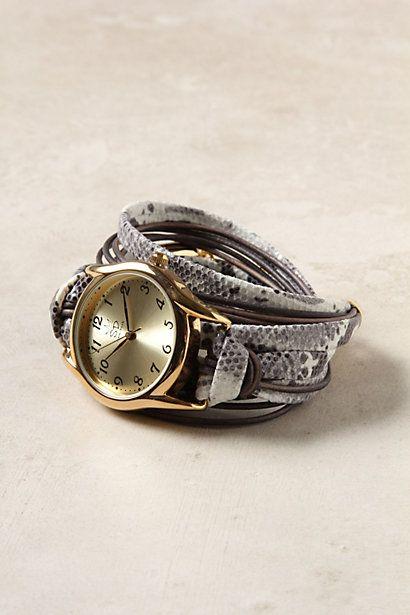 Python Wrap Watch - Anthropologie.com