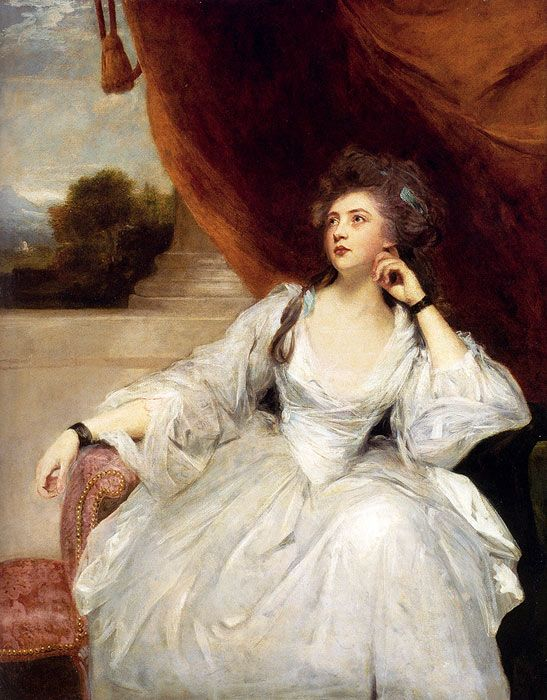 Portrait Of Mrs. Stanhope (With Images) Joshua Reynolds
