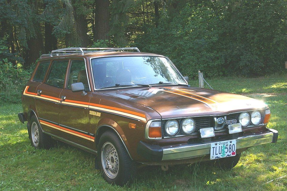 Old Subaru Station Wagon | Old and beautiful | Pinterest | Subaru ...