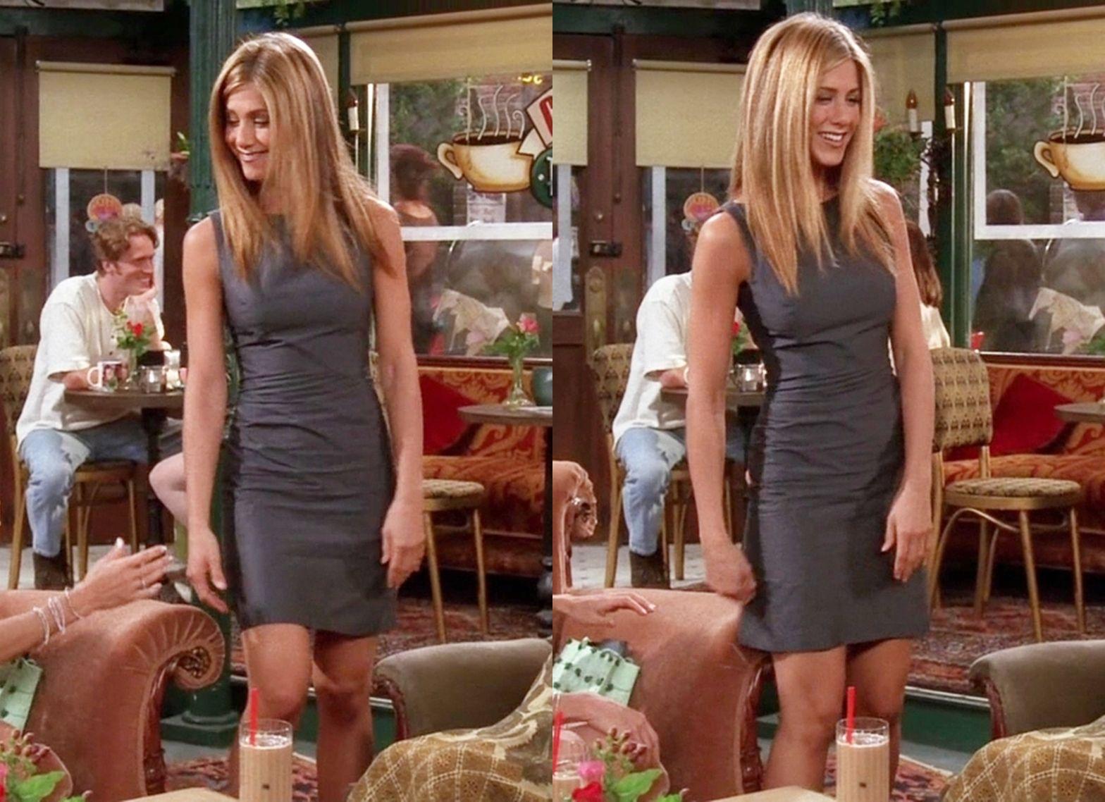 Jennifer Aniston Rachel Green Rachel Green Outfits Rachel Green Style Rachel Green Hair [ 1138 x 1568 Pixel ]