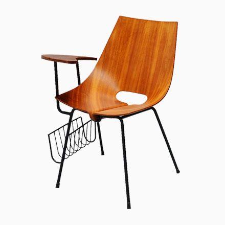 Italienischer Stuhl, 1950er Jetzt bestellen unter https\/\/moebel - esszimmer italienisch