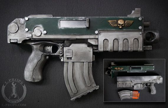 Warhammer 40K compact bolter | Products | Warhammer 40k