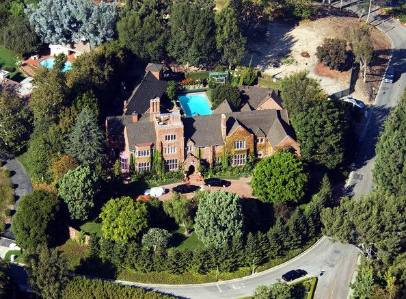 Bel Air, California Mansions, luxury & celebrity homes ...