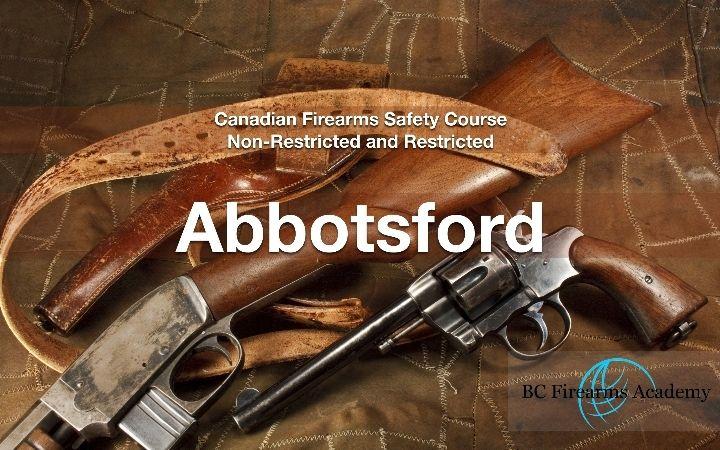 Canadian firearms safety course and restricted safety