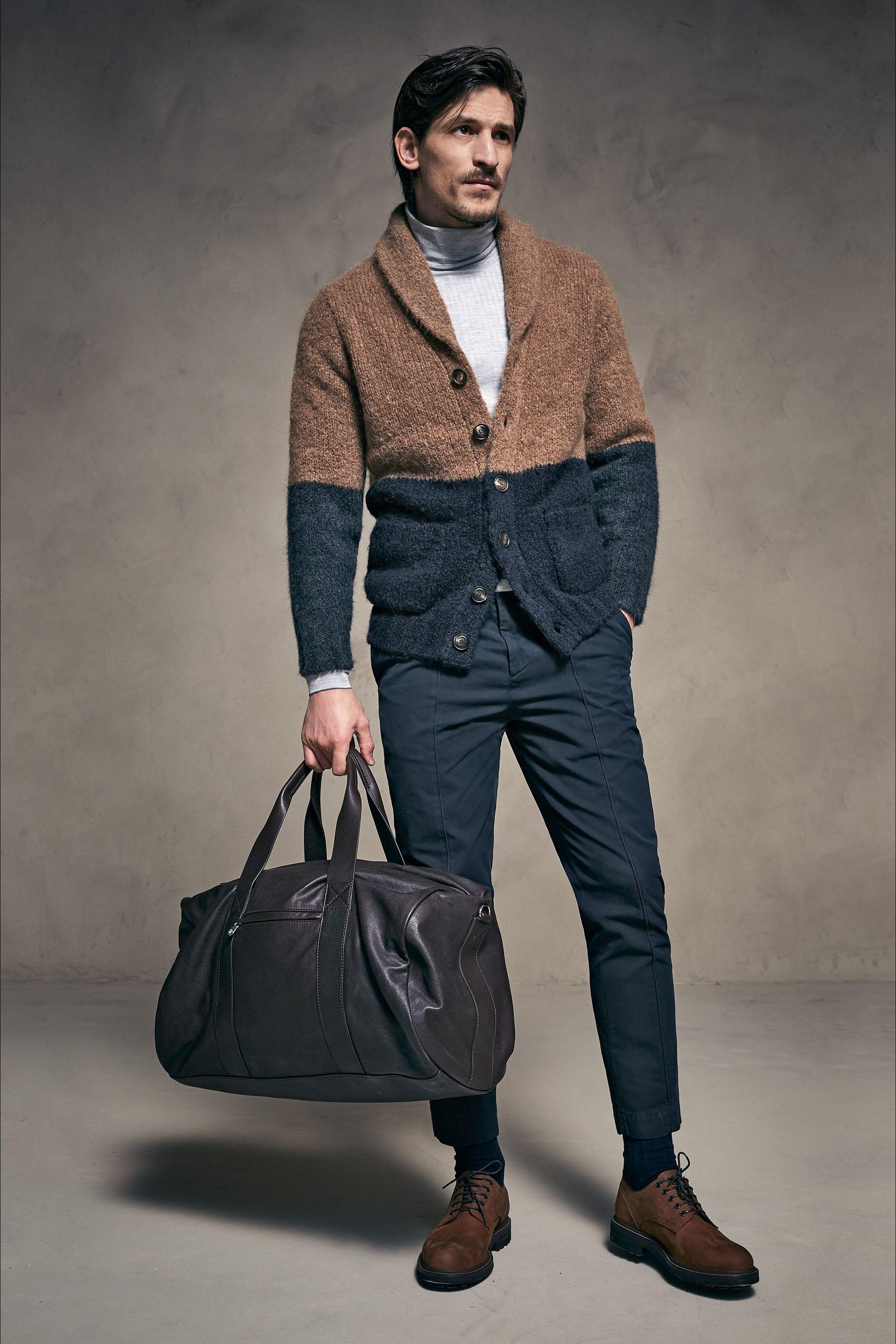 Sfilata Moda Uomo Brunello Cucinelli Milano , Autunno Inverno 2018,19 ,  Vogue