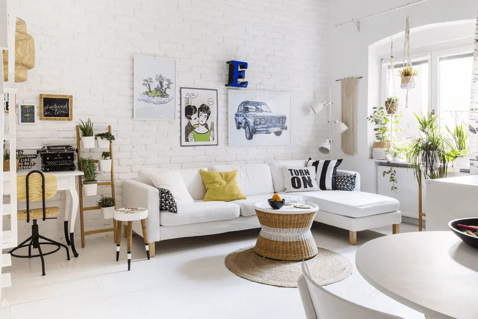 35 Beautiful Small Living Room Ideas To Make The Most Of Your