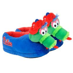 Philadelphia Phillies 2012 Mascot Slippers  24.99 http   www.fansedge.com  08a645699