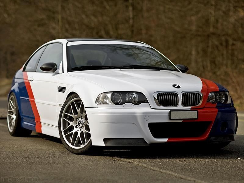Bmw E46 Csl 2005 M3 With Images Bmw