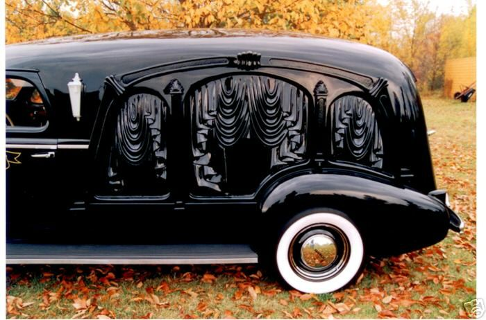 1937 buick carved side hearse byzantine hearse buick dream cars pinterest