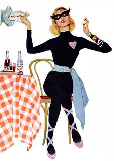 Unknown Artist in 2020 Pepsi, Vintage halloween, Pepsi ad