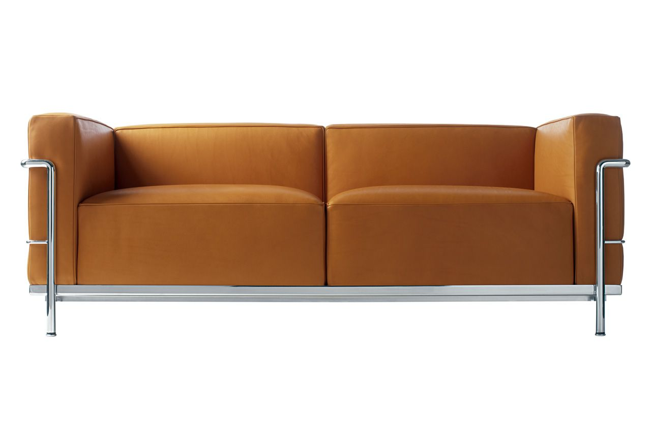 Zoom Sur Lc2 Lc3 Lc4 Sofa Sofa Design Cushions On Sofa