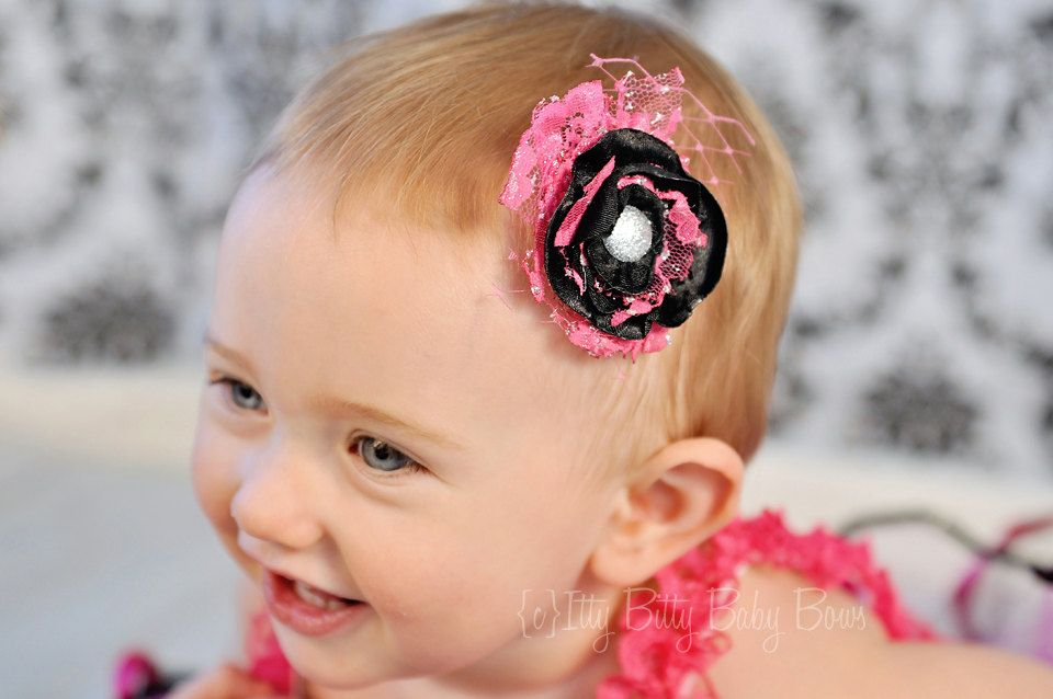 Itty Bitty Baby Bows Girlie Glue Baby Hair Bows Itty Bitty Baby Baby Hair Accessories
