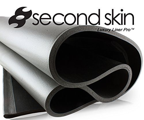 Second Skin Luxury Liner Pro Mlv Mass Loaded Vinyl Closed Cell