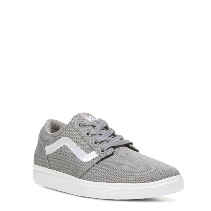 72e37bcbcf Vans Women s Chapman Lite Skate Shoes (Grey White)