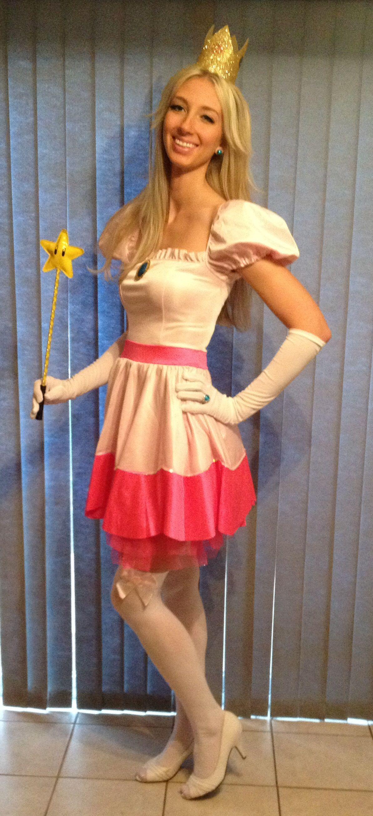 My Princess Peach Costume Halloween Amp Carnaval