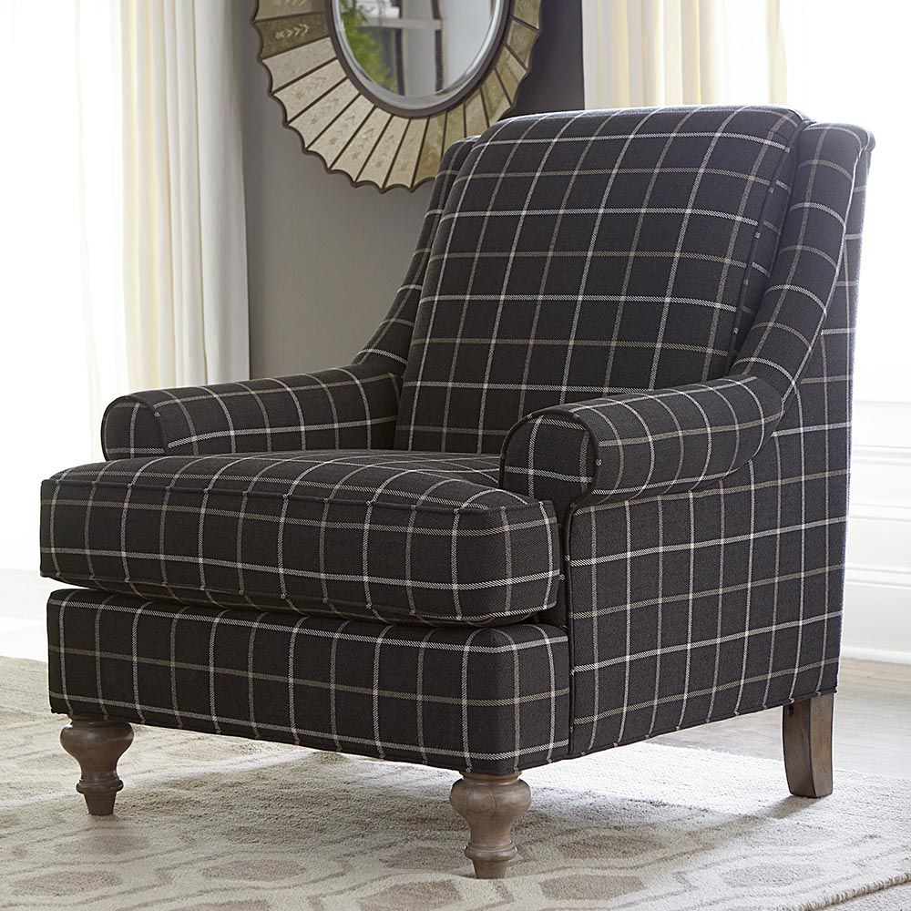 Fantastic Wesley Accent Chair Accent Chairs For Living Room Ibusinesslaw Wood Chair Design Ideas Ibusinesslaworg
