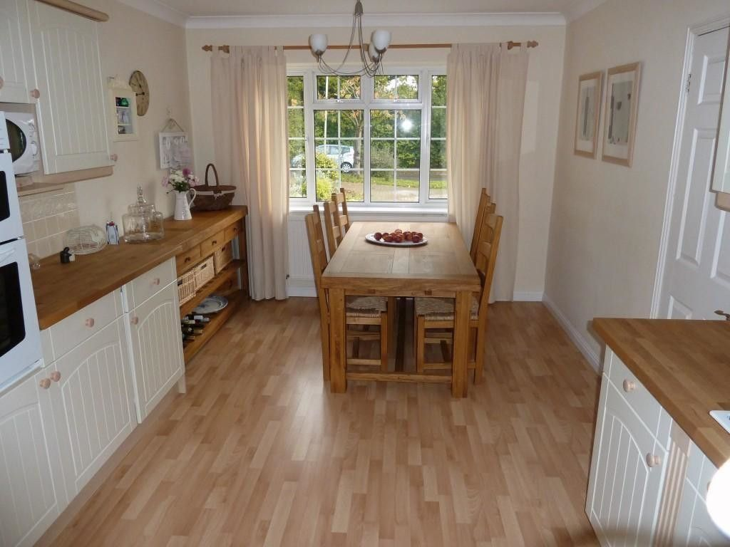 wood vinyl flooring is also suitable for kitchen because it is