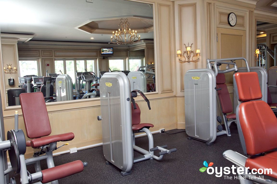 Fitness Center At The Fairmont Orchid Hawaii Pool Rooms Fairmont Orchid Fairmont
