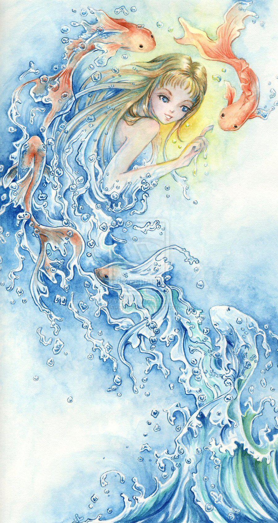 Water By ShannonValentine On DeviantART