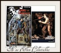 ASH Army of Darkness Movie Maniacs Series 3 McFarlane Figure  $37.00