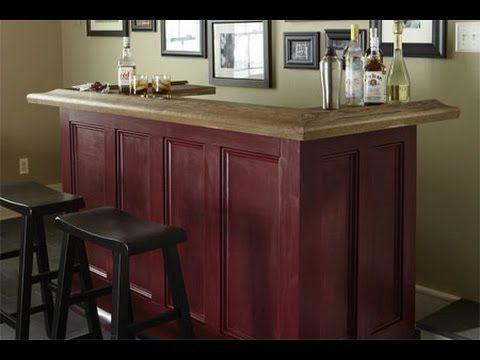 How To Build A Bar This Old House Home Bar Plans Building A Home Bar Diy Home Bar
