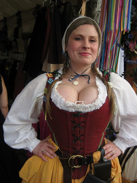 Photos of busty wenches