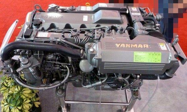 Yanmar 6lpa