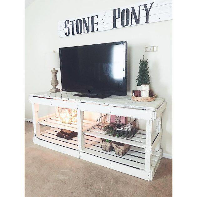 Idee Porta Tv Fai Da Te.Pin On Home Stuff
