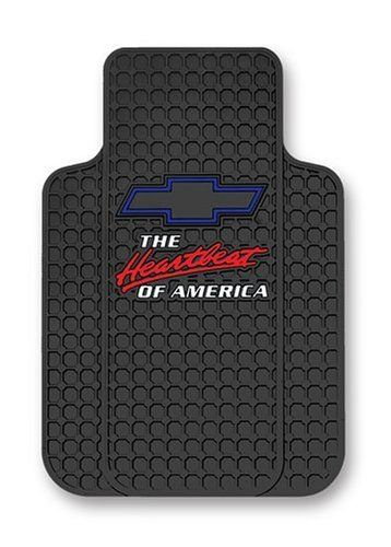 Chevy Heartbeat Of Americatrimtofit Molded Front Floor Mats Set Of 2 To View Further For This Item Visit The Image Link Floor Mats Flooring Chevy