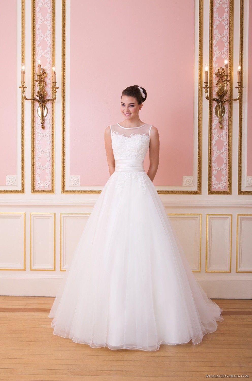 Brautkleid Sweetheart 6007 2014 - AlleBrautkleider.de | Wedding ...