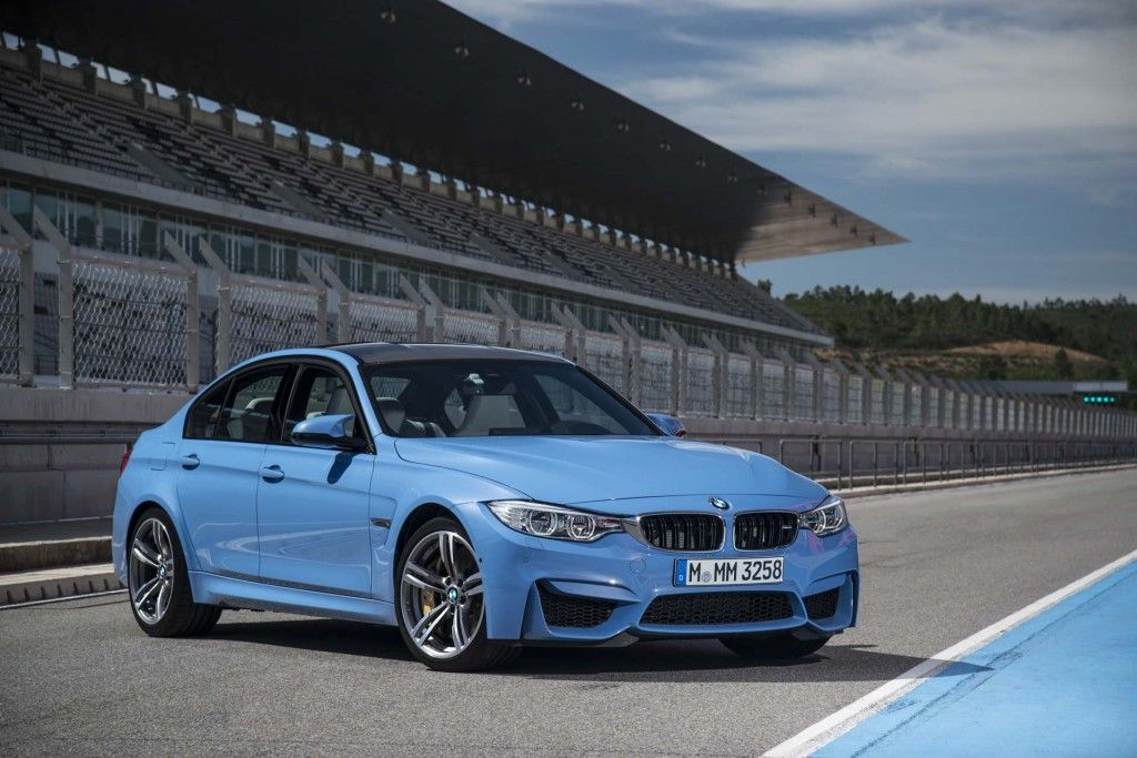 The 2018 BMW M3 Is a sport sedan icon that offers track