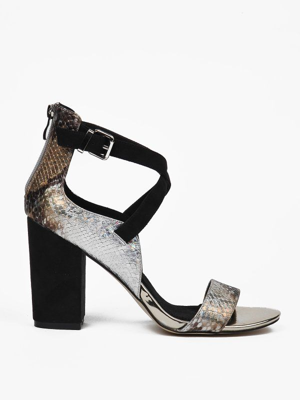 Buty Damskie Czarne Sbu0432 Sandaly Top Secret Odziezowy Sklep Internetowy Top Secret Shoes Heels Flat Sandals