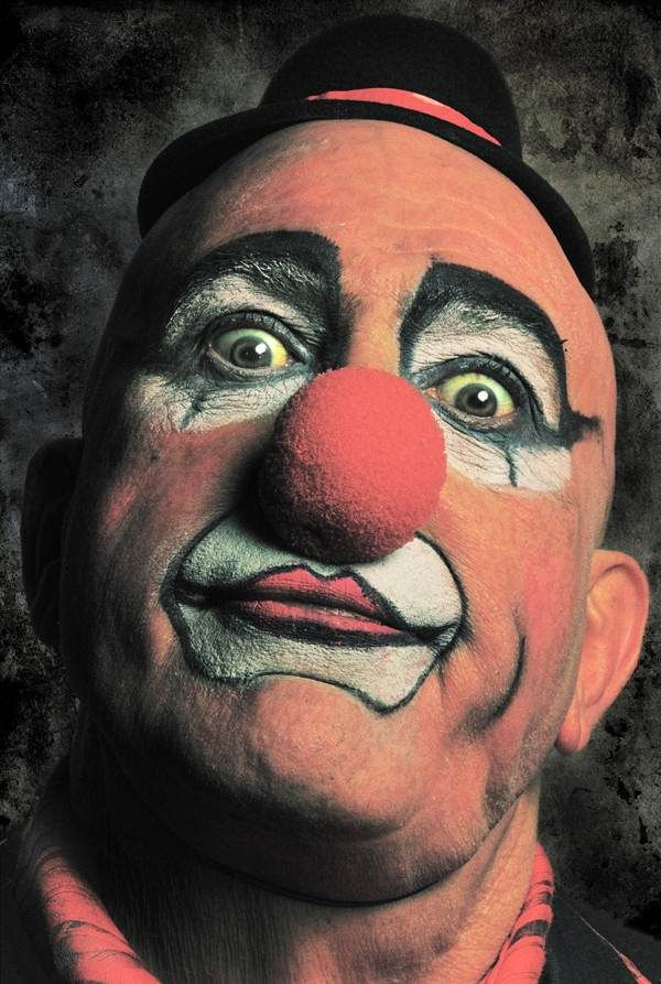 Tofu the Zany - Clowning for more than twenty-five years.