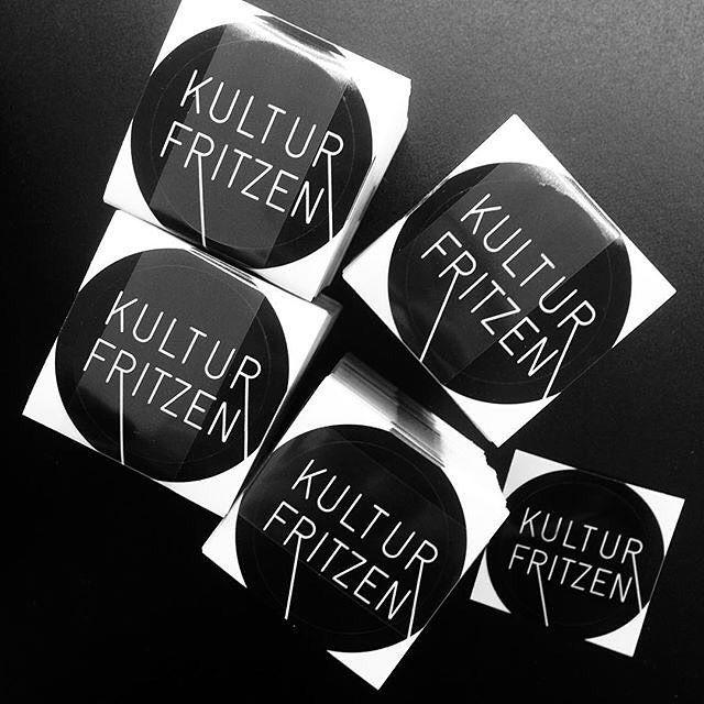 Runde outdoor aufkleber print printing myflyeralarm stickers kulturfritzen sticker