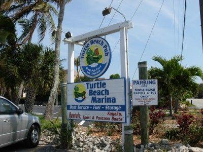 Turtle Beach Marina Siesta Key Sarasota Florida