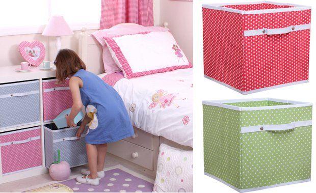 Create The Look U2013 Bedroom Or Playroom Ikea EXPEDIT Storage Boxes