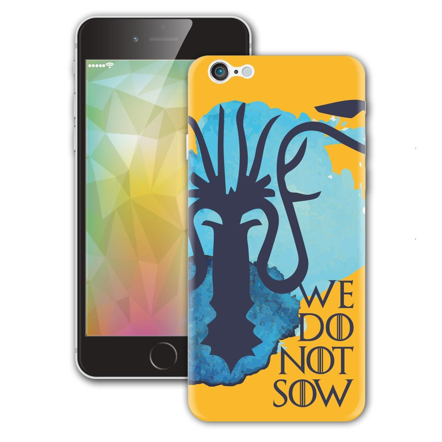 We do not Sow House Greyjoy Game of Thrones Il Trono di