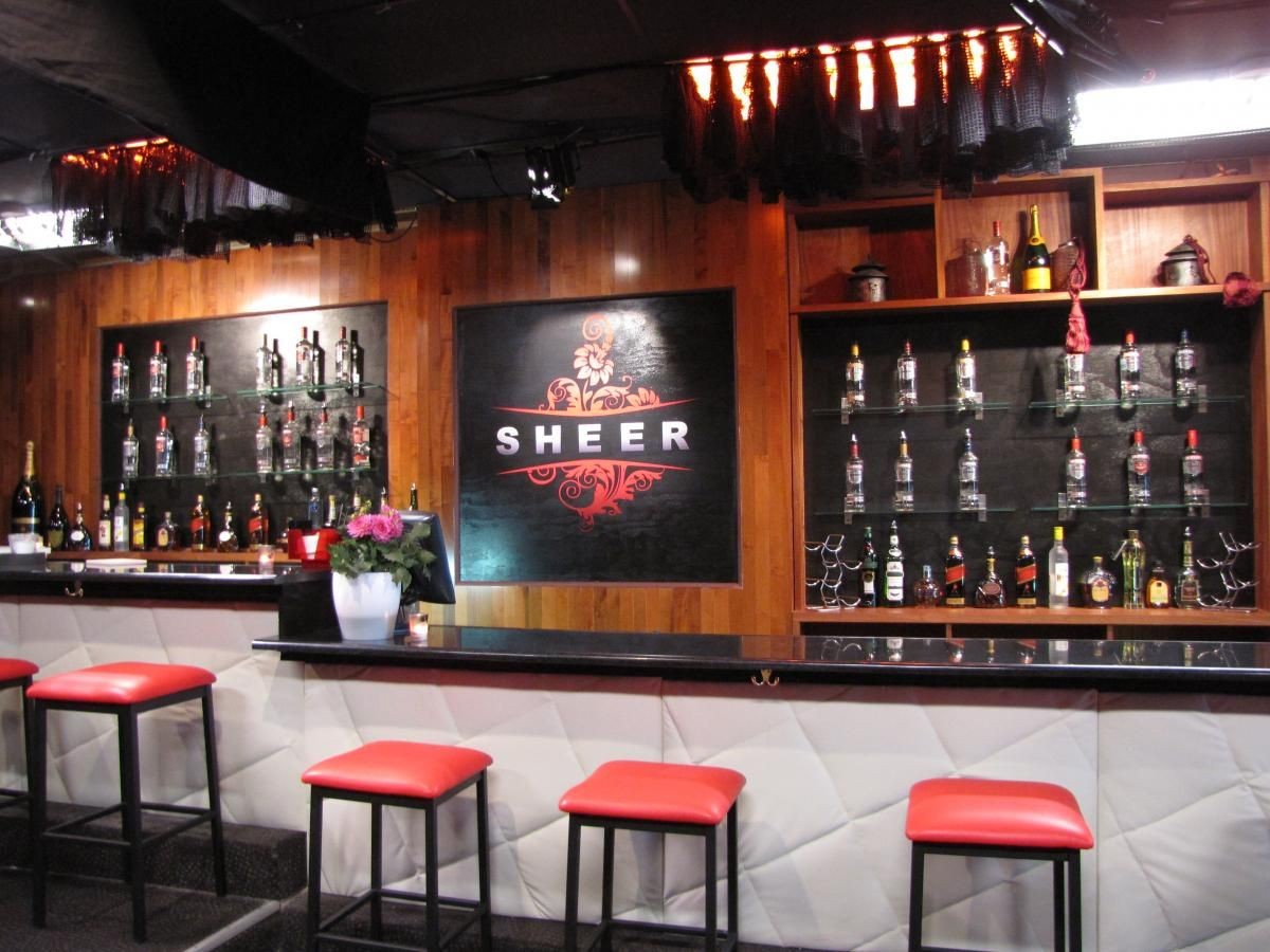Restaurant Bar Design Plans: Nancy Hadley: Sell More Products Through Back Bar Design