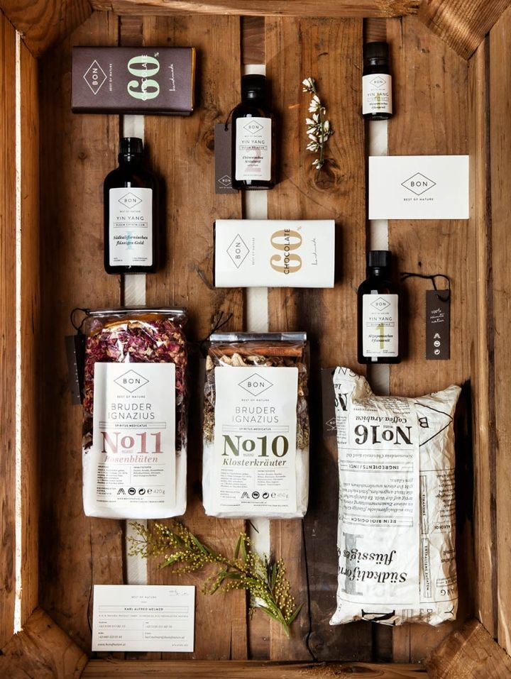 Best of Nature Branding Design by Moodley » Retail Design Blog