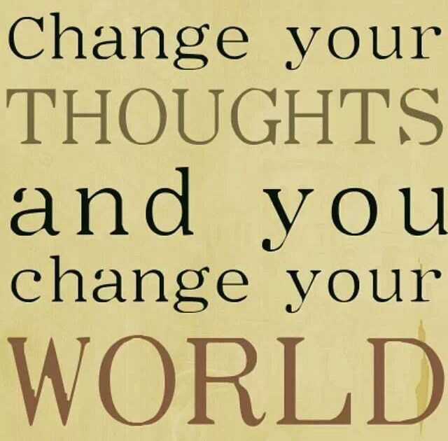 Its All In The Mind Thoughts Quotes Thinking Quotes Change