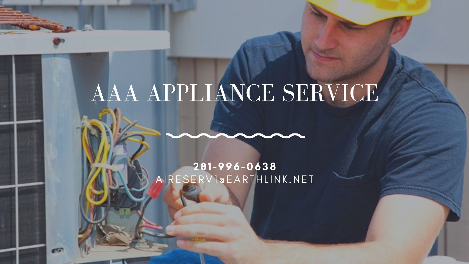 AAA Appliance Serivce is dedicated to providing the best