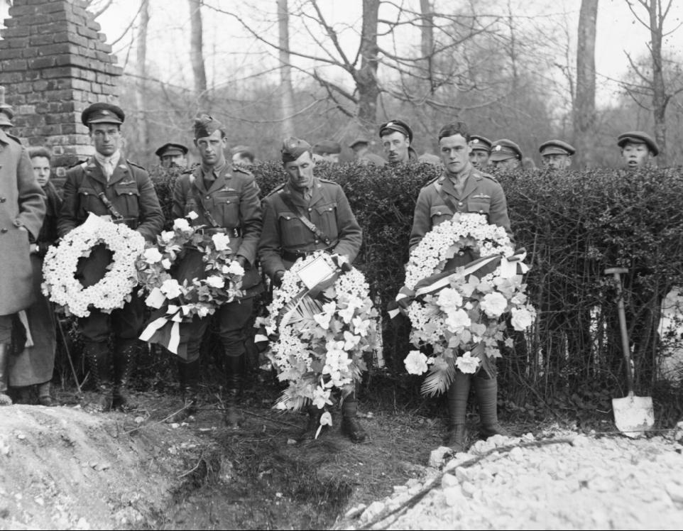 21 April 1918 | Manfred von richthofen, World war one
