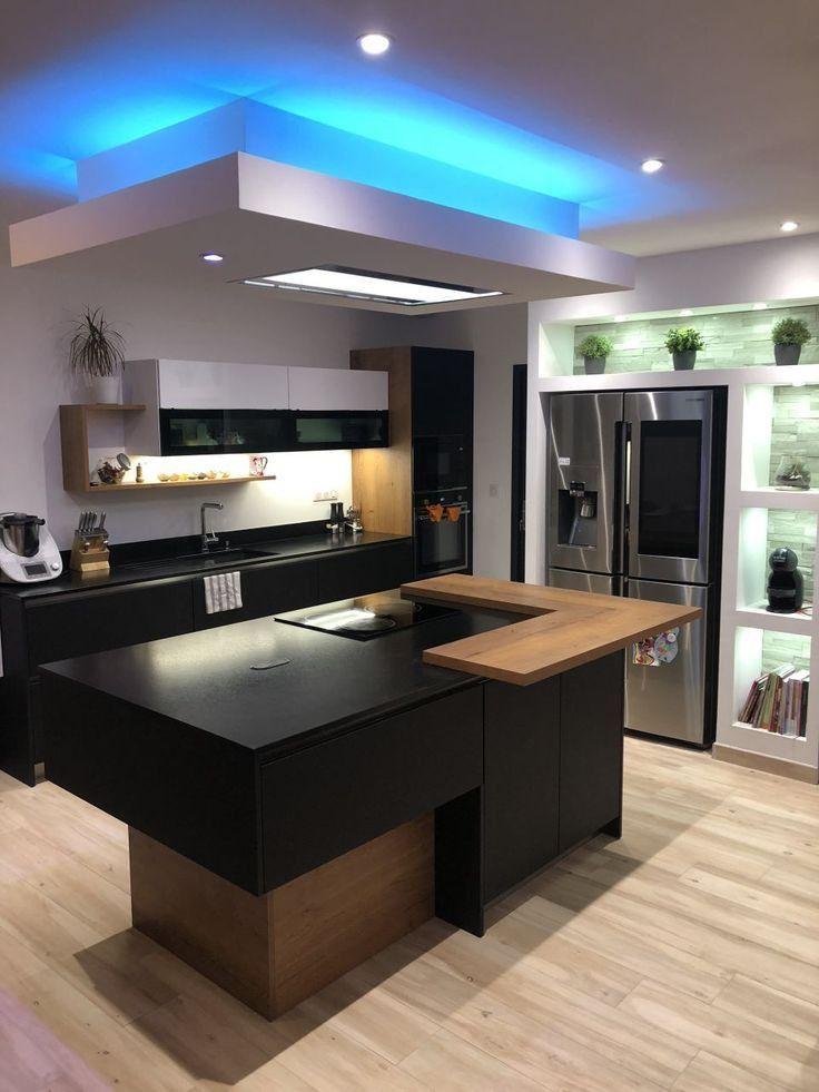 Pinterest: @Claudiagabg in 2020 | Modern kitchen design ...